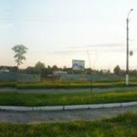 """Панорама біля """"GRIN FORT"""", Нововолынск"""