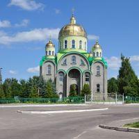 Свято-Духівський собор в м. Нововолинську., Нововолынск