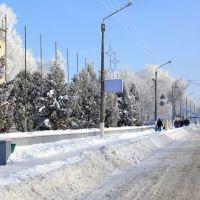 проспект  Перемоги / prospect  Wins, Нововолынск