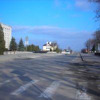 Pravdy av., Нововолынск