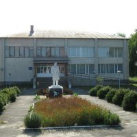 ►Тарас Шевченко, Ратно