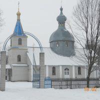 Храм Святої Трійці., Турийск