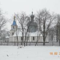 Храм Святої Трійці, Турийск