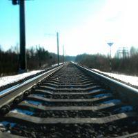 railway, Турийск