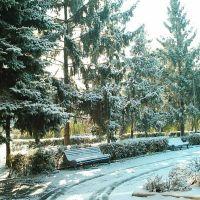 Осень 2003 года. Ул. Набережная., Апостолово