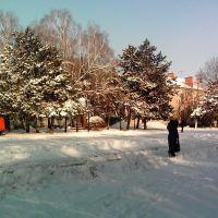 ул.Ленина. 2004., Апостолово