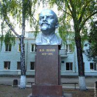 Вовка Ленін в Апостолово (1954), фото 2012. Демонтований в 2014 році., Апостолово