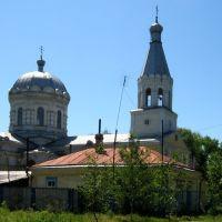 Свято-Петропавловский храм, Брагиновка