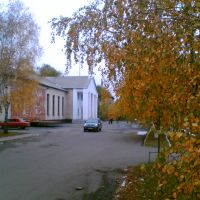 Районний будинок культури, Брагиновка