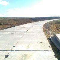 строительство дороги, Брагиновка