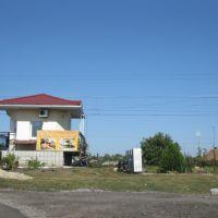 Васильковка: переезд, Васильковка