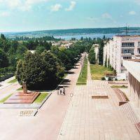 Проспект, Верхнеднепровск