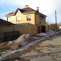 дом на перекрестке ул. Пожарная и ул. Короткая, Верхнеднепровск