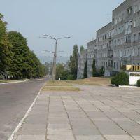Центр, Верхнеднепровск