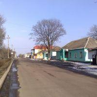 Улица Ленина, Верховцево