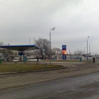 ул.Новая , АЗС, Верховцево