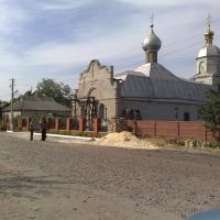 Реконструкция церкви, Верховцево