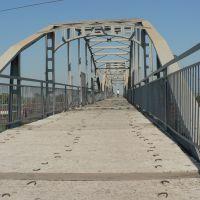 Железнодорожный мост в Верховцево, Верховцево