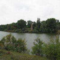 Вид на башню, Верховцево