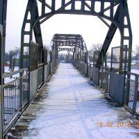 Старый мост., Верховцево