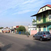 Центральна вулиця, Верховцево