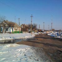 ул.Б.Хмельницкого, Верховцево