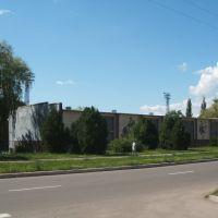 Sports Complex, Вольногорск