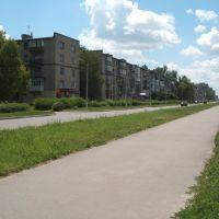 Lenin Street to R/W, Вольногорск