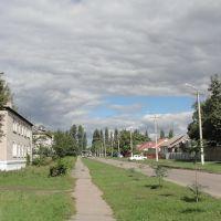 небо над городом, Вольногорск