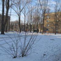 межу Ленина и Садовой, Вольногорск