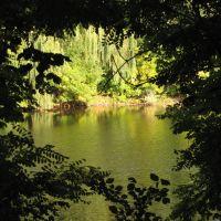 park Veseli Terny парк Веселі Терни, Горняцкое