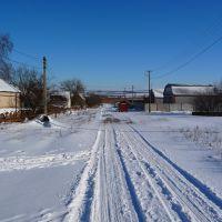 совхоз,дорога2, Горняцкое