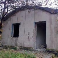 Недобудована будівля радянської епохи / Unfinished building of the Soviet era, Горняцкое