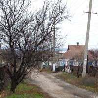 """Селище Гірницьке (в народі - """"Бурые угли""""), 2012, Горняцкое"""