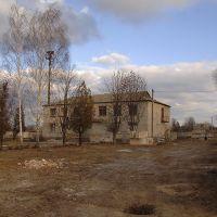 Novonikolaevka(Здание бывшего МкДорСтр), Демурино