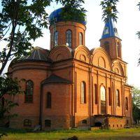 церковь Покровы Пресвятой Богородицы.  г. Орехов., Демурино