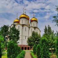 Holy Assumption Cathedral, Демурино