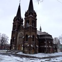 Костел, Днепродзержинск