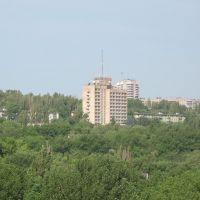 """Днепродзержинск, отель """"Заря"""", Днепродзержинск"""