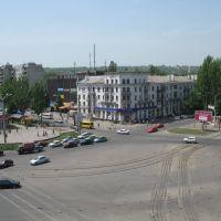 Днепродзержинск, Площадь Ленина, Днепродзержинск