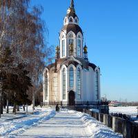 Храм в честь Собора Иоанна Крестителя, Днепропетровск