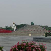 Днепропетровск. Стеклянный шар, Днепропетровск