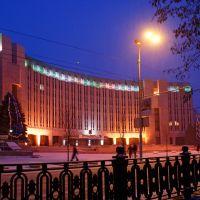 Мэрия Днепропетровска - Dnepropetrovsk. Сity Hall, Днепропетровск