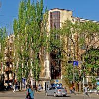 Студентський гуртожиток №1 НГУ.  Students hostel №1 NМU., Днепропетровск
