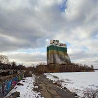 Нелегкая судьба... (долгострой), Днепропетровск