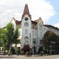 Дом Хренникова. Построен в 1913 году., Днепропетровск