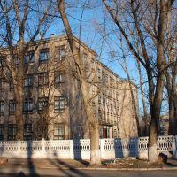 Педучилище (перекрёсток улиц Гагарина и имени 50 лет ВЛКСМ), Желтые Воды