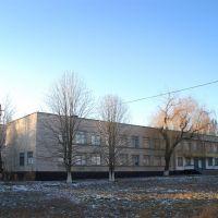 Школа №12, Желтые Воды