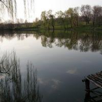 Тысинский ставок. Lake of Tysin., Илларионово