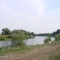 Зеленое, река Ингулец, 2009, Ингулец